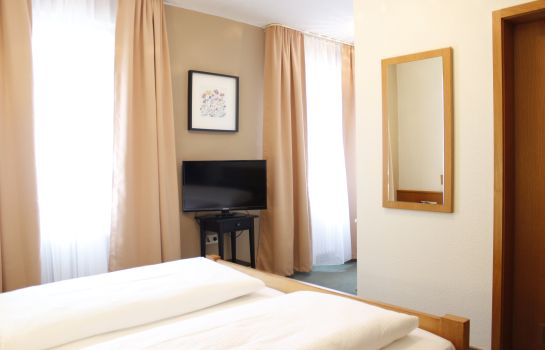 Double room (standard) City Hotel Würzburg
