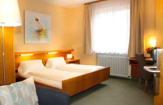 Double room (superior) City Hotel Würzburg
