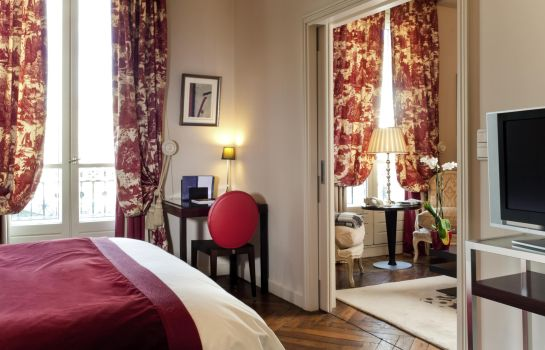 Standaardkamer Hotel Le Royal Lyon - MGallery by Sofitel
