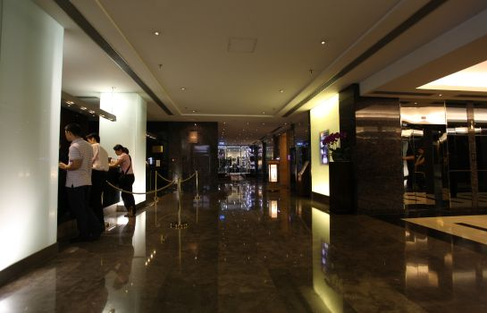 Hotelhalle Jing Lun Hotel