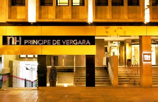 Exterior view NH Madrid Príncipe de Vergara
