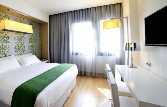 Junior suite NH Madrid Príncipe de Vergara