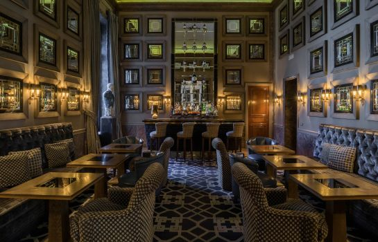 Hotel bar Hotel Santo Mauro Autograph Collection