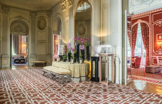 Lobby Hotel Santo Mauro Autograph Collection