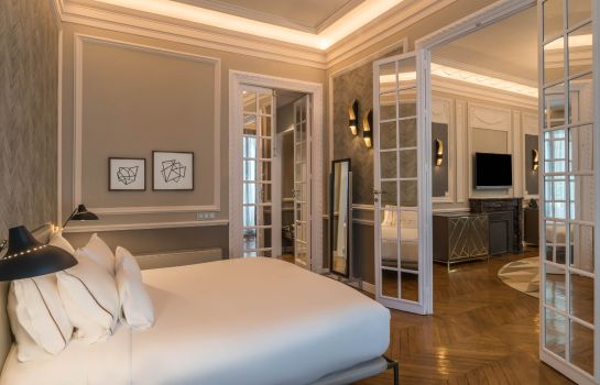 Room Hotel Santo Mauro Autograph Collection
