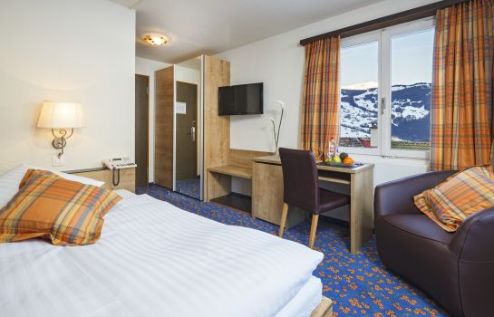 Single room (standard) Derby HotelSwiss Quality