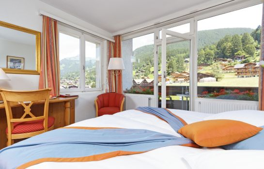 Double room (standard) Derby HotelSwiss Quality