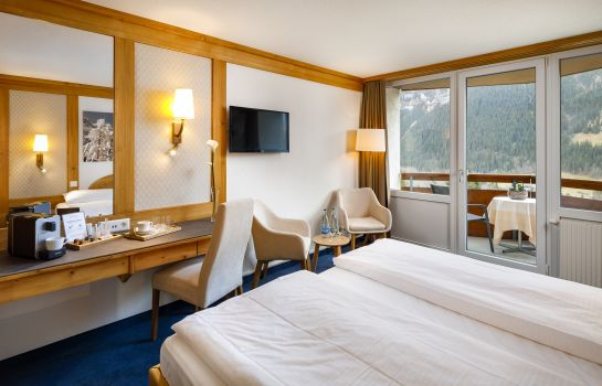 Double room (superior) Derby HotelSwiss Quality