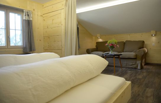 Chambre double (confort) Waldrand Hotel-Restaurant