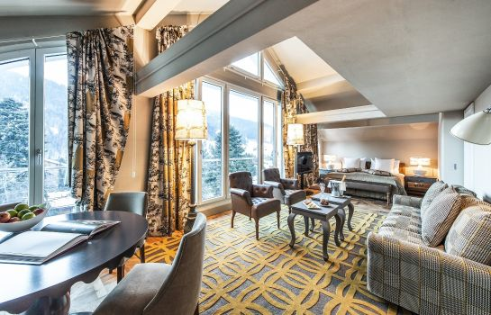Suite Le Grand Bellevue