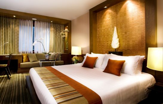 Chambre double (confort) The Sukosol Bangkok