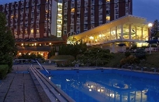 Vista esterna Danubius Aqua Health Spa Resort