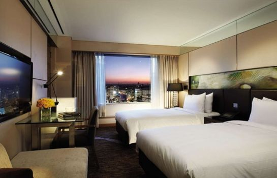 Single room (standard) Lotte Hotel Seoul