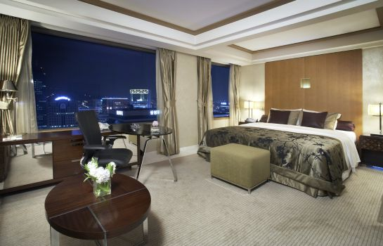 Single room (superior) Lotte Hotel Seoul