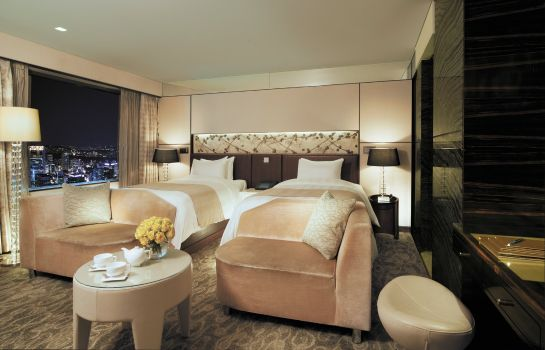 Double room (superior) Lotte Hotel Seoul