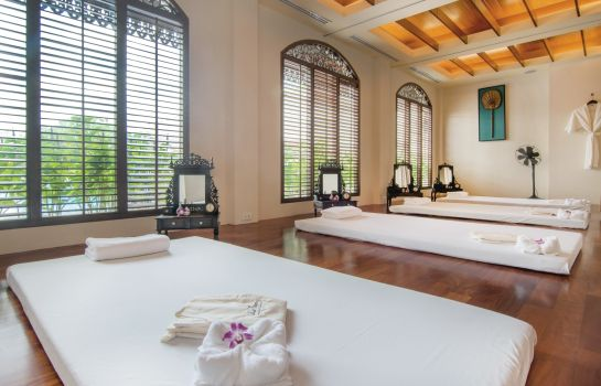 salle de massage The Sukosol Bangkok
