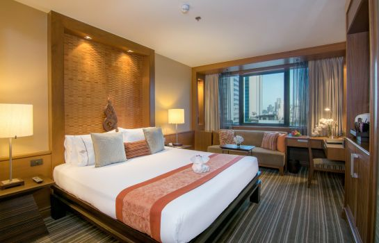 Chambre double (standard) The Sukosol Bangkok