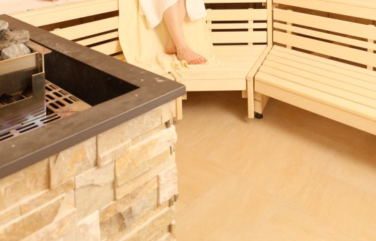 Sauna Wellness Privathotel Post an der Therme