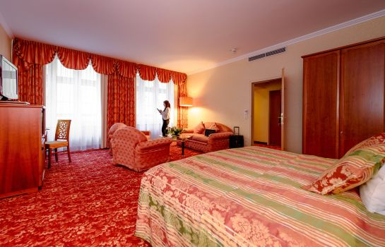 Junior Suite Hotel Mercure Josefshof Wien Am Rathaus