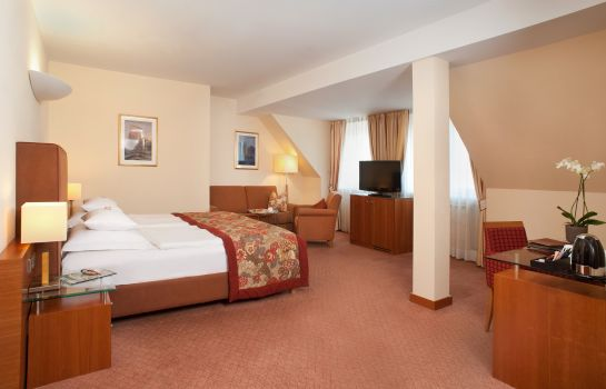 Junior Suite Best Western Premier Kaiserhof Wien