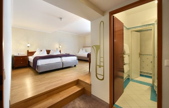 Triple room Hotel am Schubertring