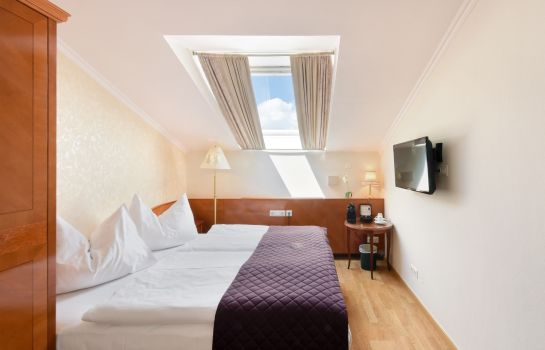 Double room (standard) Hotel am Schubertring