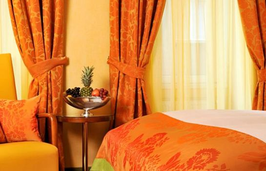 Double room (superior) Boutiquehotel  Das Tyrol