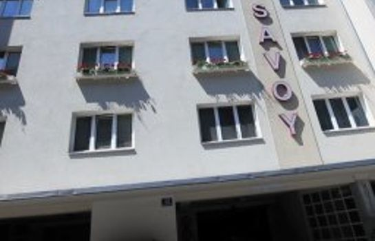 Hotel Savoy Garni In Wien Hotel De