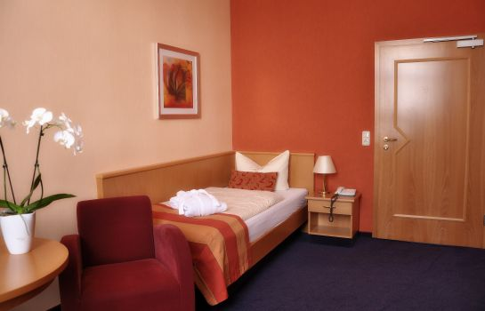 Single room (superior) Dappers Hotel Spa Genuss