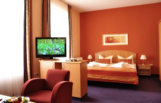 Double room (superior) Dappers Hotel Spa Genuss