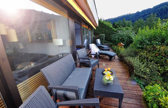 Terrasse Am Bad-Wald