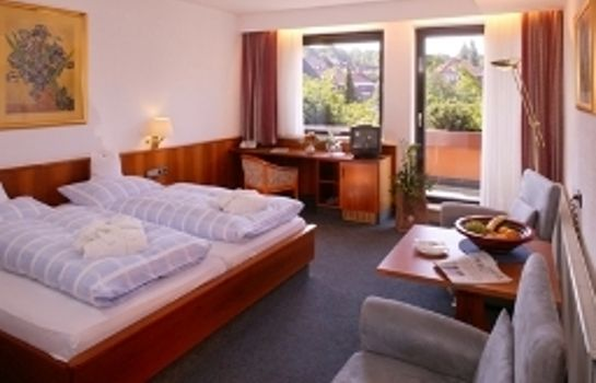 Standardzimmer Harms Wellness-Hotel