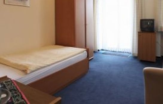 Single room (superior) Hotel Villa Luise