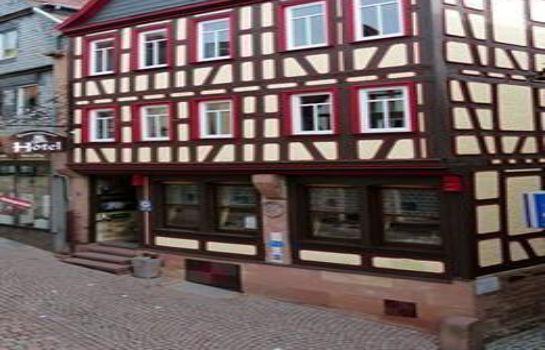 Hotel Grimmelshausen in Gelnhausen – HOTEL DE