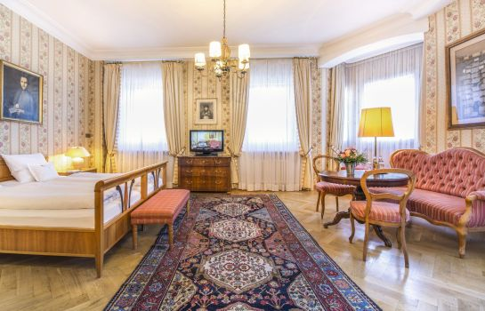 Chambre double (confort) Zur Post Romantik Hotel