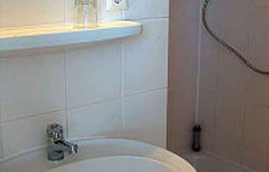 Bagno in camera Landhaus Havelse