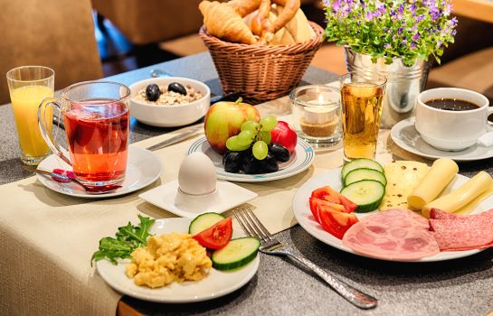 Breakfast room ACHAT Hotel Stuttgart Airport Messe