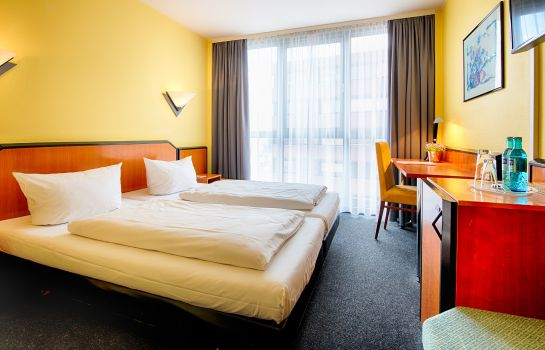 Single room (standard) ACHAT Hotel Stuttgart Airport Messe