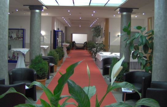 Hotelhalle City Hotel Fortuna