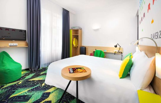 Kamers ibis Styles Budapest Center