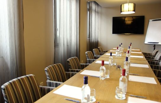 Conference room Best Western Gare Saint Jean