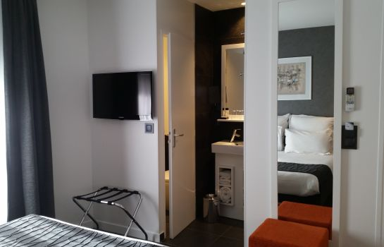 Chambre double (confort) Best Western Plus Gare Saint Jean