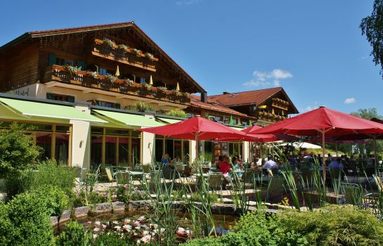 Terras Parkhotel am Soier See