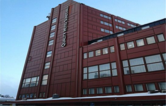 Foto Quality Hotel Sundsvall