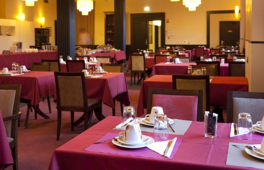 Breakfast room Grand Hotel du Hohwald