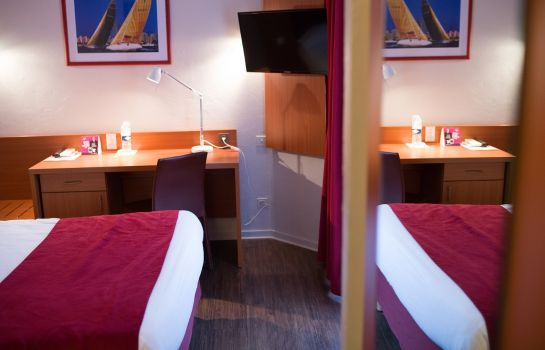Chambre double (standard) INTER-HOTEL Toulouse Sud Le Sextant