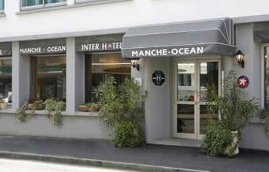 Außenansicht Vannes Centre  Hôtel Manche-Océan The Originals City (ex Inter-Hotel)