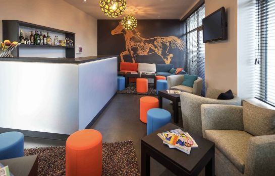 Hotel bar ibis Styles Saumur Gare Centre