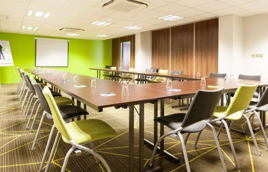 Conference room ibis Styles Saumur Gare Centre