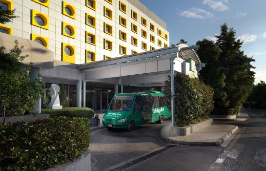 Vista esterna AIRPORT W Holiday Inn ATHENS - ATTICA AV